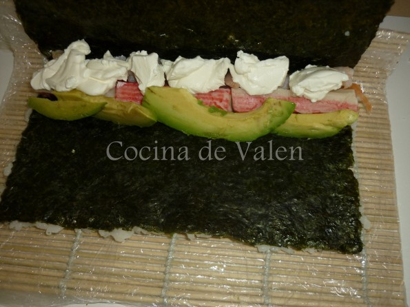 Cómo hacer sushi paso a paso - Cocina de Valen