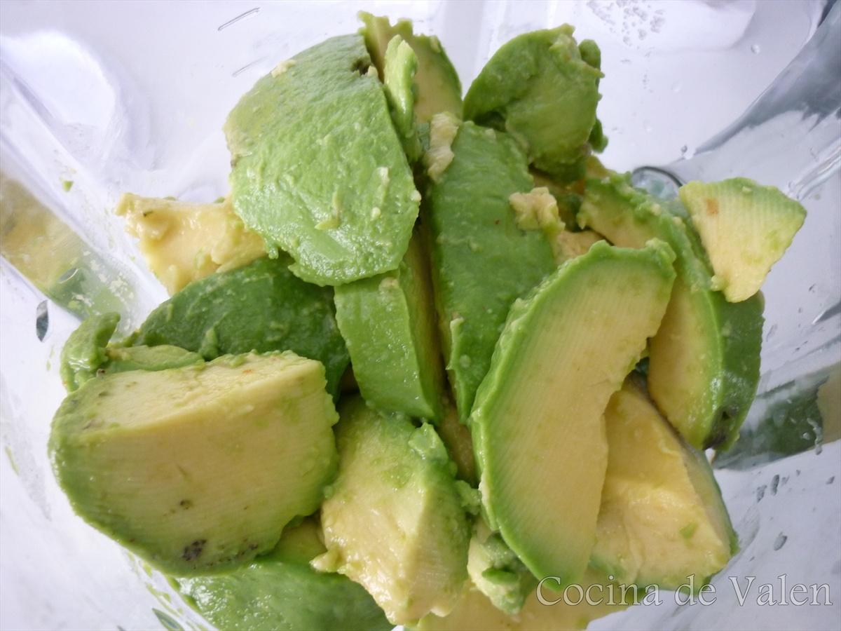 Guasacaca - Cocina de Valen
