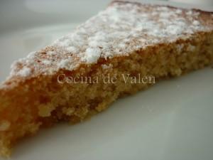 Tarta de Almendras - Cocina de Valen