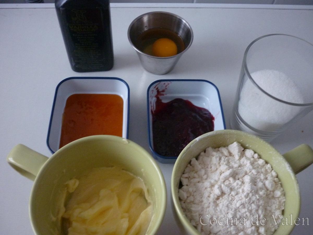 Galletas de Mermelada - Cocina de Valen