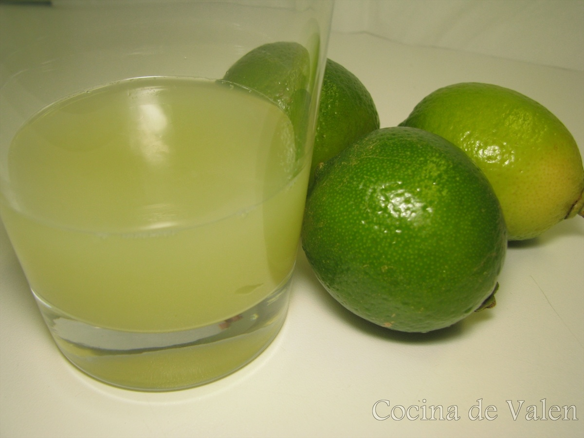 Limonada de Coco - Cocina de Valen