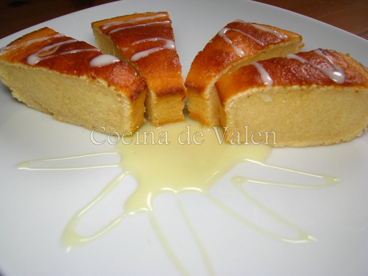 Bizcocho de Leche Condensada - Cocina de Valen