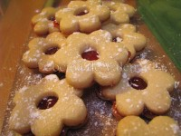 Cómo hacer unas galletas rellenas de mermelada - Cocina de Valen