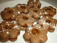Galletas rellenas de Mermelada de Albaricoque - Cocina de Valen