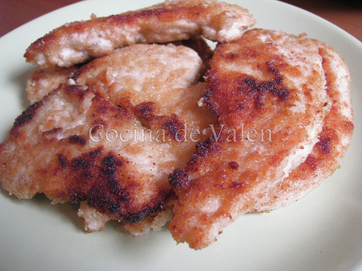 Pollo a la mostaza - Cocina de Valen