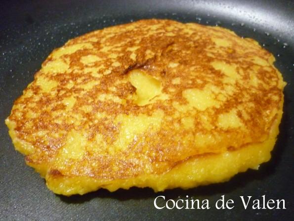 Cachapas 100% Maiz - Cocina de Valen