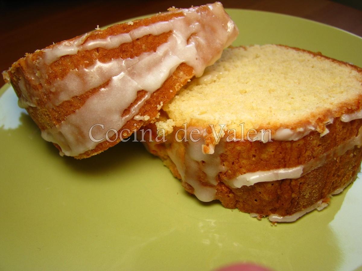 Bundt Cake de Coco - Cocina de Valen