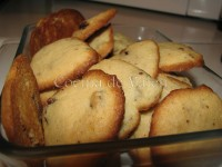 Galletas de Chocolate Chips