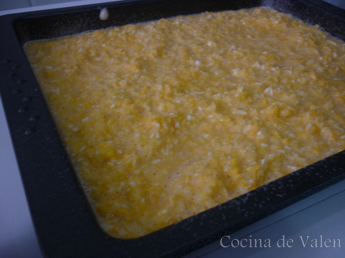 Masa Torta de maíz